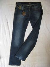 Killah by Miss Sixty Blue Jeans Stretch W31/L34 slim fit low waist straight slim