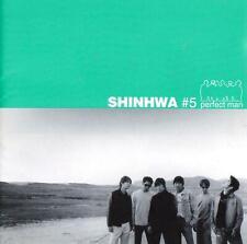 Shinhwa-Perfect Man CD IKPOP CD k pop korea korean Kim Dong-wan 신화 집 5th album