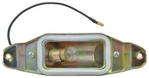 1961-65 Chevrolet Impala, Bel Air & Biscayne License Plate Lamp Housing