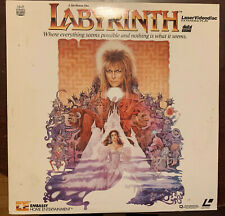 Labyrinth Laserdisc  David Bowie