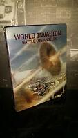 World Invasion: Battle Los Angeles / Limited Steelbook Edition / Blu-ray / Metal