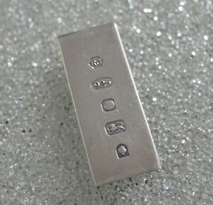 925 Silver Money Clip by Carrs Silver 2002