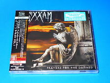 2016 JAPAN SIXX A M PRAYERS FOR THE DAMNED SHM CD / 2 BONUS TRACK MOTLEY CRUE