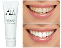 New! Nuskin Nu Skin AP-24 Whitening Fluoride Toothpaste 4oz June 2022 AUTHENTIC
