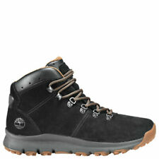 NEW NIB Timberland Men's World Hiker Mid WP Hiking Boots Sz 9 FREE SHIPPING!