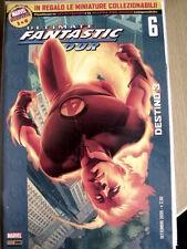 ULTIMATE FANTASTIC FOUR n°6 2005 ed. Marvel Italia   [SP8]