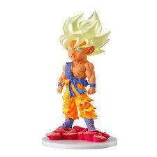 Dragon Ball Z Ultimate DeskTop SD Figure Assembly ~ Super Saiyan Son Goku @3103