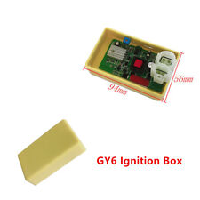 6 PIN CDI Adjustable DC Ignition Box Fit GY6 Motorcycle Scooter Practical Parts