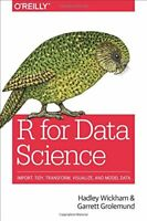 R for Data Science-Garrett Grolemund, Hadley Wickham