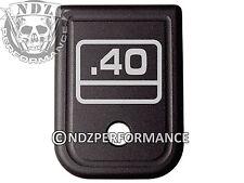 For Glock Magazine 9mm 40 Cal Plate 17 19 22 23 26 27 34 35 .40 G Logo