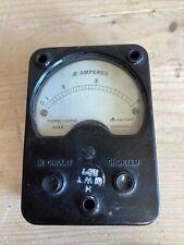 More details for t1154 transmitter amperes meter 10a/12667 - sp94