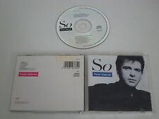 Peter Gabriel/così (Virgin 257 587 222/PGCD 5) CD Album
