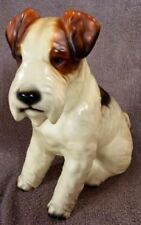 Large Wire Fox Terrier Circa 1969 - Lot 54a