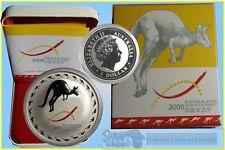 2006 Australia-Japan Year of Exchange 1oz. Silver Kangaroo