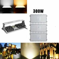 LED Flood Light Outdoor 300W Waterproof Security Spotlight Garden Stadium Lamp