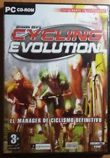 CYCLING EVOLUTION - JUEGO PC - ESPAÑOL - 8431474073931