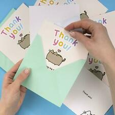 Thumbs up Pushtnkyou8 Pusheen Party Thank You Notes