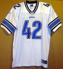 Detroit Lions #42 Sullivan White Nfl Jersey