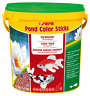 FOOD BASIN SERA POND COLOR STICKS 10L