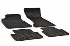 Gummimatten Fußmatten für Audi A4 B8 08-15 Original Qualität 4-tlg