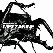 Massive Attack MEZZANINE 180g VIRGIN RECORDS New Sealed Vinyl Record 2 LP
