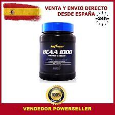 AMINOACIDOS BCAA 1000 - 250 TABLETAS Sabor FRESA - MASTICABLES - BIGMAN