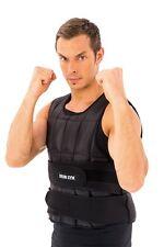 Gilet con pesi giubbino zavorrato da corsa allenamento da fitness  10 kg IRONGYM
