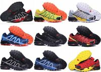 Men's Camping Speedcross 4 Athletic Running Sports Outdoor Hiking Shoes US 7-13