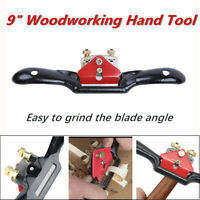"9"" Woodworking Blade Cutting Trimming  Manual Planer Plane Deburring Hardness 65"