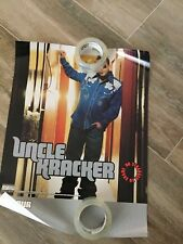 "Uncle Kracker ""No Stranger To Shame"" U.S. Promo Poster - Kid Rock D.J."