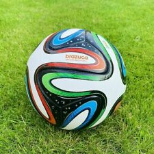 Brazuca Adidas Match Ball Best Quality 2014 FIFA World Cup Size 5 Soccer Ball