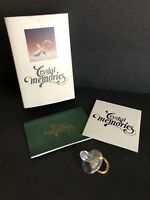 SWAROVSKI and Co Crystal Memories Austrian Pacifier with Box