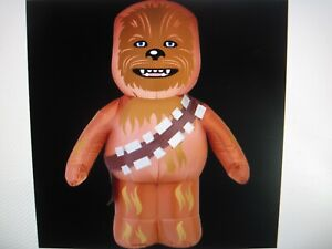 All Season HTF 3 1/2'  Star Wars Inflatable Chewbacca Airblown Inflatable  Gemmy