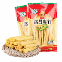 250g Chinese Food Snack Dried Beancurd Sticks Fuzhu