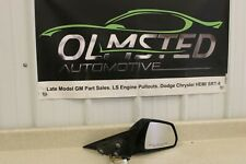 2009 2015 Cadillac CTS-V CTS Passenger Side Mirror OEM GM Black Diamond LH Used