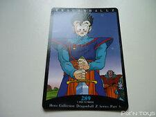 Carte Dragon Ball Z Card DBZ / Hero Collection Part 3 - N°289 / NEW