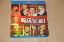 bluray Grey's Anatomy intégrale saison 4 - VF