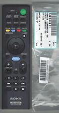 New Sony Sound Bar Remote Control RMT-AH110U HT-NT3 SA-NT3 SA-WNT3 HT-XT3
