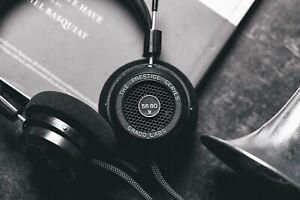 GRADO SR 80X Prestige Series Stereo Wired Headphones