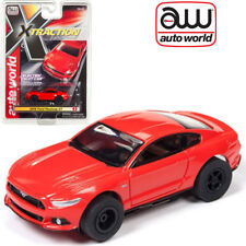 Auto World 2016 Ford Mustang GT Xtraction AFX HO Scale slot Car SC331