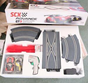 SCX digital set  GT3 ADVANCE  set UK plug from slot32  Pinner