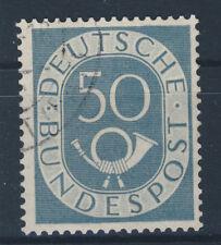 BRD Michel No. 134 II gestempelt