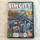 Simcity Sim City Pc Dvd Rom Cd Desktop Computer Ea Maxis Game 2013 Mail Tracking