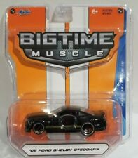 2008 Ford Shelby GT500KR (Jada bigtime muscle) 1/64 Scale Diecast Car
