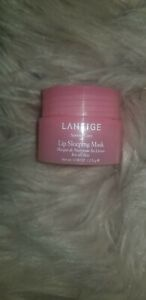 Laneige Lip Sleeping Mask 2.5g Berry Special Care Pink 0.08oz