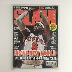 Slam Magazine August 2010 LeBron James NY Knicks NBA Rumors New Sealed