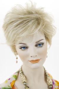 Vanessa Short Shag Lace Front Jon Renau Blonde Brunette Red Grey Wigs