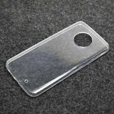 2x Ultra Thin Clear Gel skin case cover For Motorola Moto X4 X 4Gen