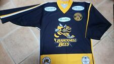 Authentic BRACKNELL BEES hockey jersey. Champions 2006-07 patch.