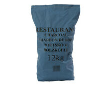 12kg Real Hardwood Restaurant Grade Lumpwood Charcoal For BBQ Barbecues.